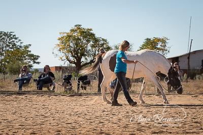 akademische Bodenarbeit Namibia