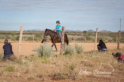 akademisches Reiten fotogrfaieren Namibia