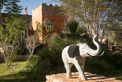 Okambara Lodge Namibia