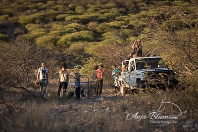 Sundowner Namibia