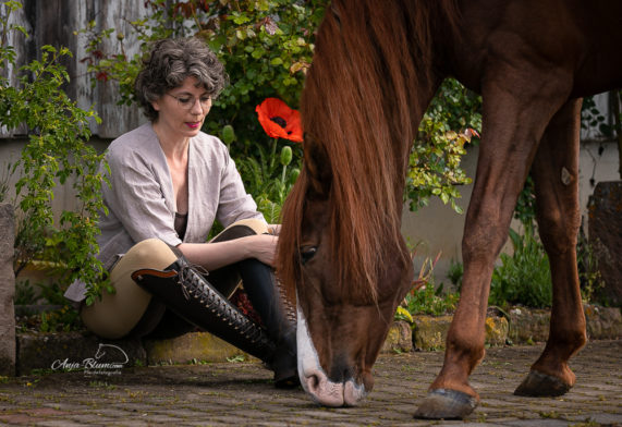 Pferdefotografie mit Sandra Hirsch